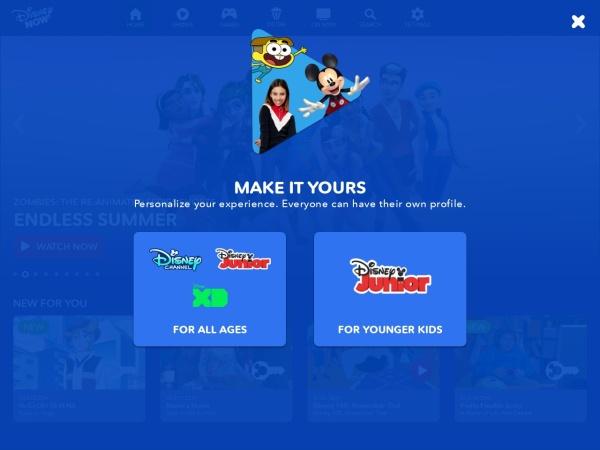 Disney Now  - Best Cartoons Streaming Sites to Watch Cartoon Online