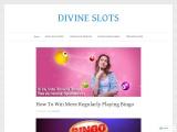 How To Win More Regularly Playing Bingo