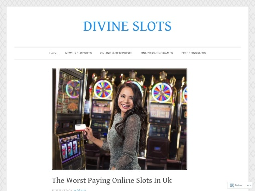 How To Win Playing Online Slots Games In Uk