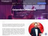 Corporate DJ | #1 Corporate DJ Melbourne | Corporate Music Bands