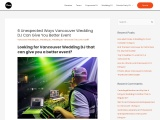 6 Unexpected Ways Vancouver Wedding DJ Can Give You Better Event
