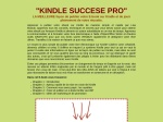 KINDLE SUCCESS PRO