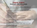 MACHINE A REVENU PASSIF 2000 EUROSMOIS