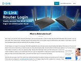 Footsteps to set up dlink wireless router
