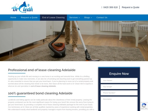 Best Exit clean Services in Adelaide