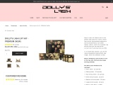 Shop Dolly's Lash Eyelash Perming Kit, Premium