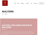 Electric Appliances Repair in Malvern | Dryer, Oven, Microwave and Ac repair