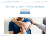 Dr. Niraj D. Patel – Best Physiotherapist in Ahmedabad