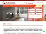 Get Ecg At Home In Gurgaon From