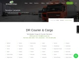 Worldwide Express Courier Service – Cargo Location – DR Courier
