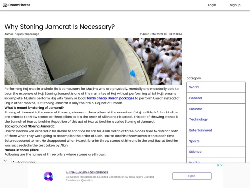 Why Stoning Jamarat Is Necessary?