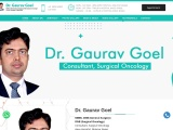 Oncosurgeon in Jaipur – Dr Gaurav Goel