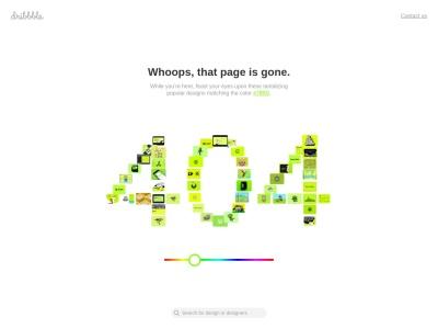 https://dribbble.com/branding