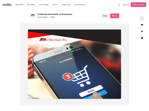 10 features and benefits of eCommerce