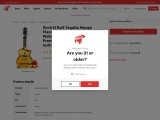 Rock N Roll Tequila Mango Price & Reviews | Drizly