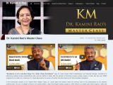 Know about Dr. Vivek Jawali on Dr. Kamini Rao's Master Class.