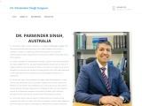 Dr Parminder Singh Richmond – Dr. Parminder Singh