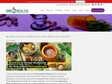 Drs2Healt: Benefits of Herbal Medicines for Side-effect free Treatment