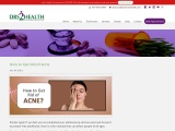 Drs2Health | How to get rid of acne | Homeopathy doctors in New York