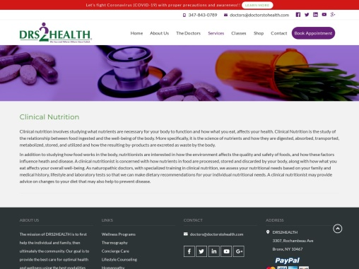 Best Naturopathic Doctors in New York for you | Visit Homeopathic Pediatrician NYC