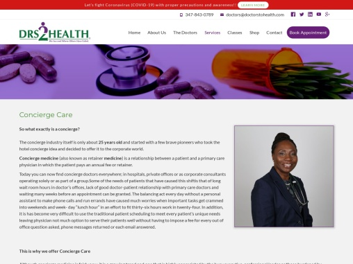 Drs2Health | Concierge Care NYC | Naturopathic Healing Center NYC