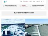 Flat Roof Repair Service Dublin