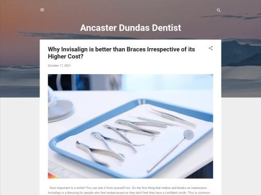 Good Dentists In Ancaster Dundas