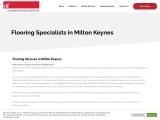 Flooring Services in Milton Keynes