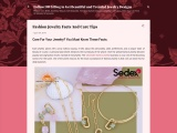 Fashion Jewelry Facts and Care Tips