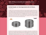 Red jade bangles are most important jewelry for women