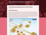 Understand about Red Jade Stone by Dws Jewellery