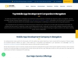Top Mobile App Development Companies in Bangalore