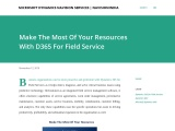 Dynamics 365 for Field Services | Navision india