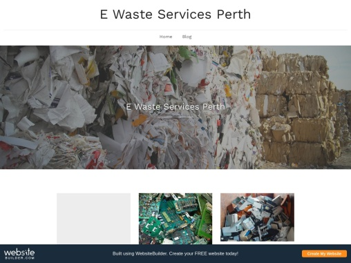 What is the importance of having electronic waste disposal professionally?