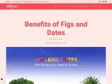 Benefits of Figs and Dates – EAST20th