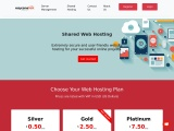 shared hosting services- EASYCOMEHOST