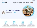 Easystock, your specialist for self storage in Switzerland