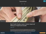 Bad Credit Payday Loans: Instant Approval Without a Paperwork Hurdle