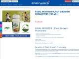 Fasal Booster   Plant Growth Promoters   Eazyways Aarogya Healthcare