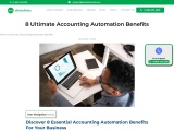 Know Top Accounting Automation Benefits | eBetterBooks