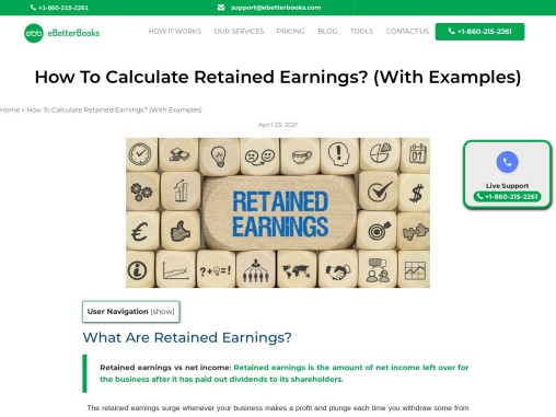How To Calculate Retained Earnings? (With Examples)