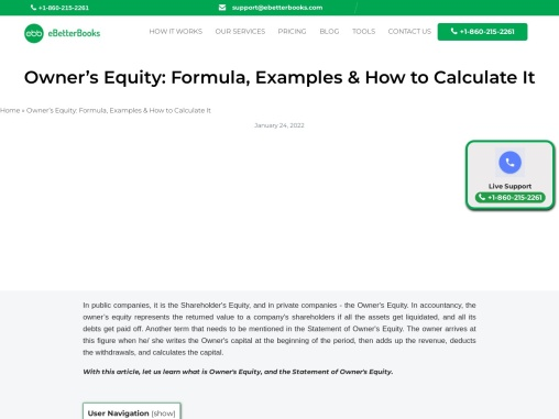 Owner's Equity: What Is It and How To Calculate It?
