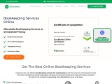 Get The Best Online Bookkeeping Services at Affordable Prices