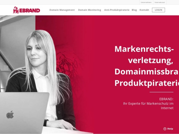 Details : EBRAND Services AG