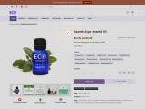 Buy Spanish Sage Essential Oil   Buy Online Essential Oils   Eco Aurous