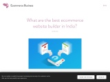 Webnode- What are the best ecommerce website builder in India?