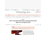 NCLT restrains MGF from creating third-party rights on Gurugram land