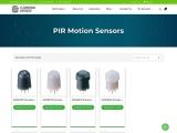 PIR motion sensors available in stock