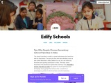 Tips Why People Choose Secondary School Franchise in India