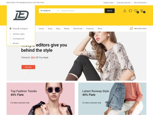 Best Online Fashion Site in the World for Women